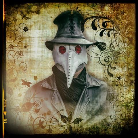 Dr Lazarou Plague Doctor 3