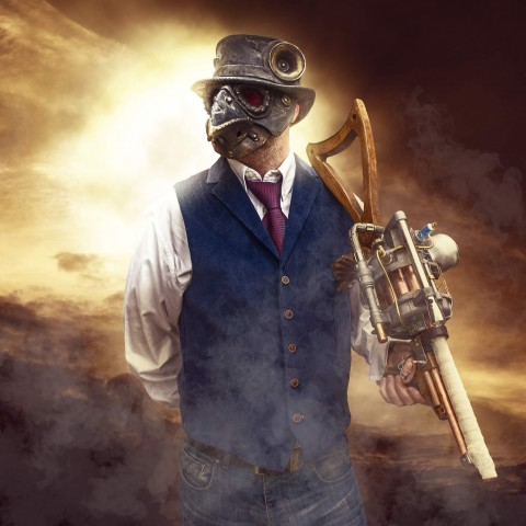 The Steampunk Dr