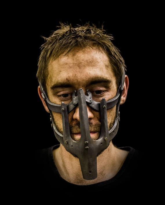 Mad Max Fury Road Mask