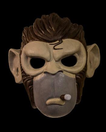 Space Monkey Mask