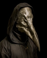 Reaper Plague Doctor Mask (black)
