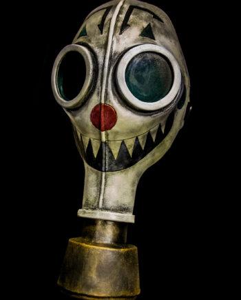 Wheezy Clown Gas Mask