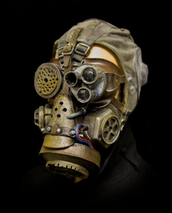 Scout apocalypse mask