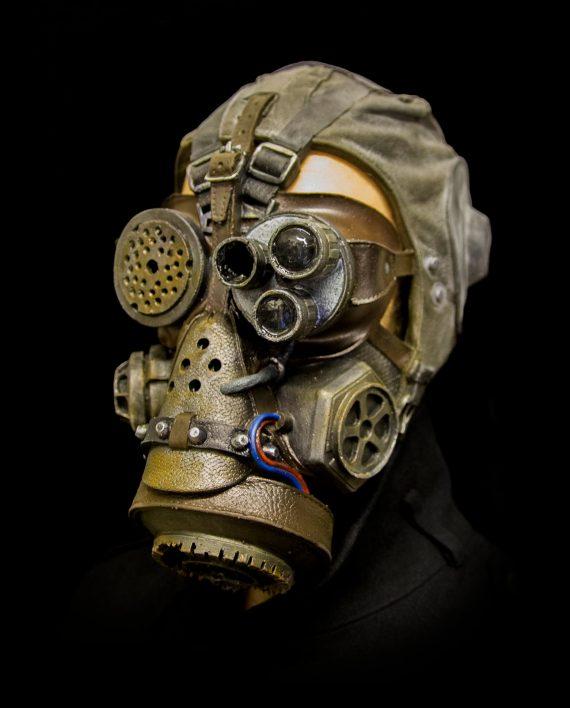 Scout apocalypse mask