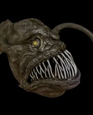 angler fish mask