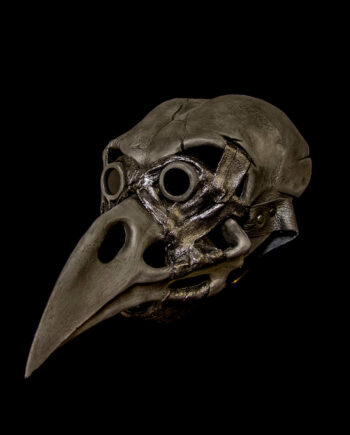 Harbinger Plague Doctor Mask Black