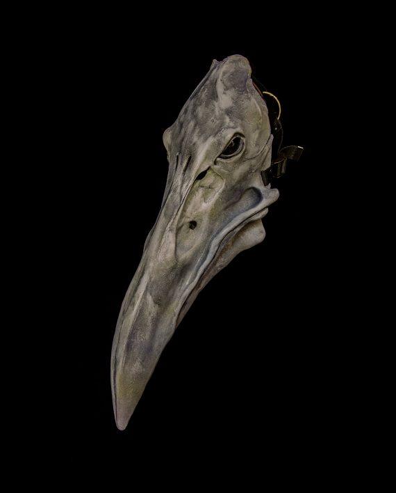 Valravn Plague Doctor Mask