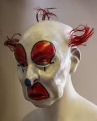 dopey clown mask