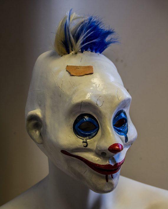 Grumpy mask