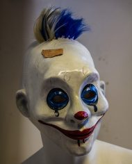 jokers goon mask