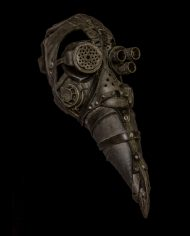 Stalker plague doctor mask 6